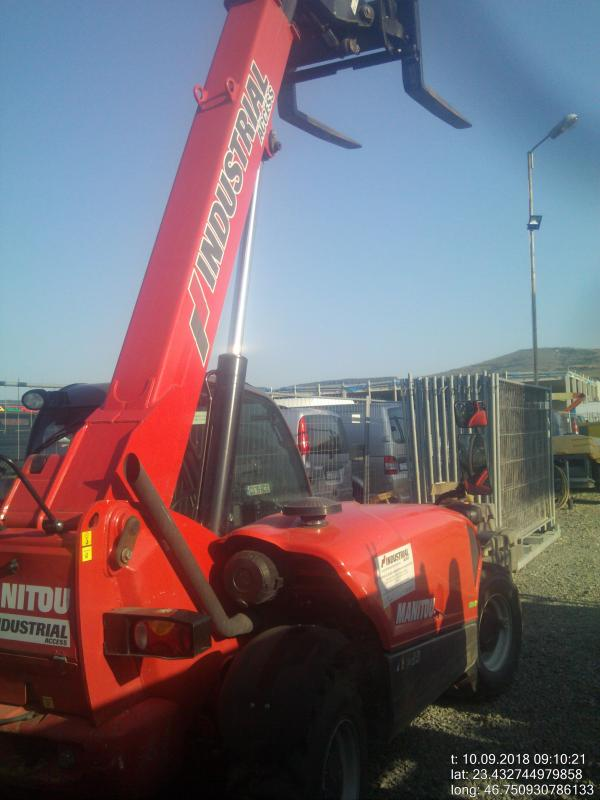 Picture of a MANITOU MT625H COMFORT