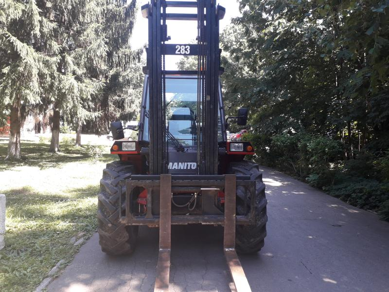 Picture of a MANITOU M30-4 ST3B 5,50m