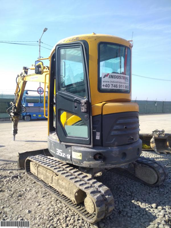 Picture of a HYUNDAI HEAVY INDUSTRIES EUROPE  35Z-9