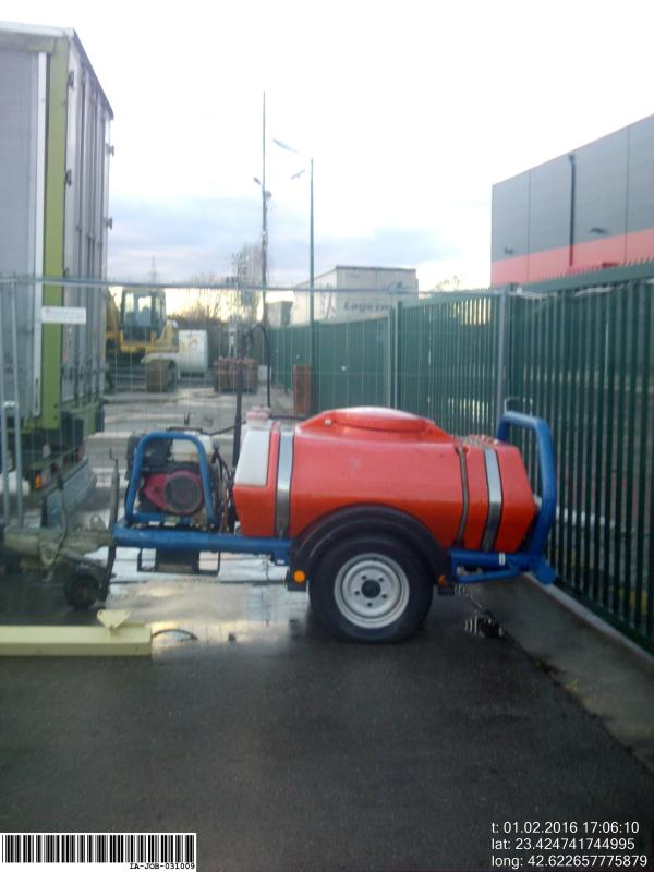 Picture of a BRENDON POWERWASHES BBW50KPi+ES