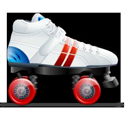 roller, skates, 256