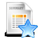 summary star 128