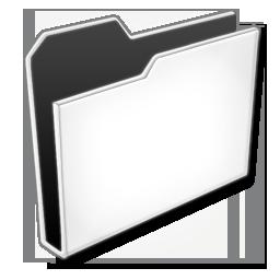 nanosuit folder white plastic  256