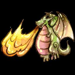 Fire Dragon Download Free Icon Legendora Icon Set On Artage Io