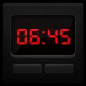 clock, alarm