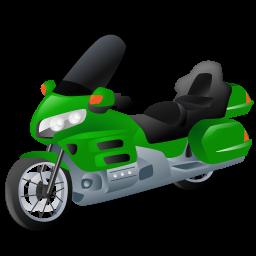 мотоцикл, байк, транспорт, touring motorcycle, green, motorcycle, bike, transport