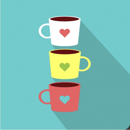 иконка чашка, иконка посуда, флэт иконки, icon cup, icon utensils, flat icons, іконка чашка, іконка посуд, флет іконки