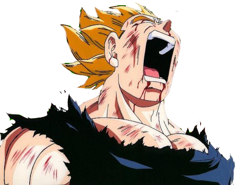 Anime Vegeta Yarost Download Free Render Anime Other Renders On