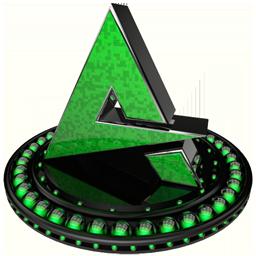 Aimp Download Free Icon Black And Green Set 1 On Artage Io