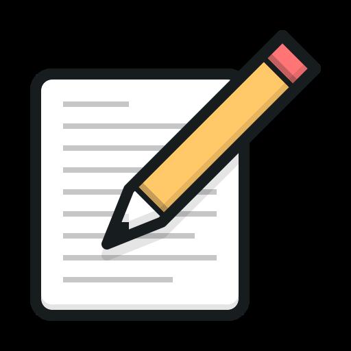 pencil, paper, making notes, write, карандаш, лист бумаги, делать записи, писать