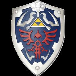 Hylian Shield Download Free Icon Legend Of Zelda Icon Package On Artage Io