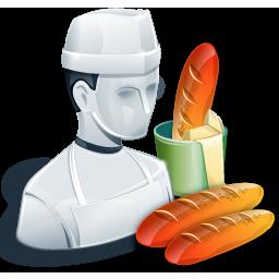 иконки профессии, пекарь, хлеб, icons of the profession, baker, bread, beruf icons, bäcker, brot, icônes profession, boulanger, pain, iconos profesión, panadero, pan, icone professione, panettiere, pane, ícones profissão, padeiro, pão, іконки професії, пекар, хліб