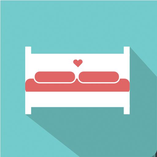 иконка кровать, иконка мебель, флэт иконки, icon bed, furniture icon, flat icons, іконка ліжко, іконка меблі, флет іконки