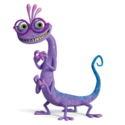 Monsters University Character Randy Boggs Icon Download Free Icon Monster University Icons On Artage Io