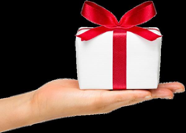 Картинки по запросу рука с подарком