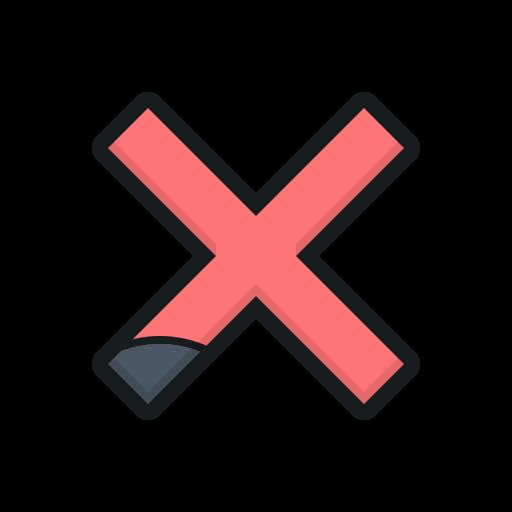 x, no, ban, prohibition, запрет, нет
