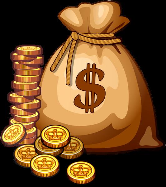 картинки мешок с деньгами распечатать узнать, где находится