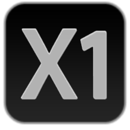suitcase x1
