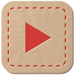You Tube Download Free Icon Free Hand Stiched Icons 2 On Artage Io