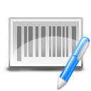 codebar write 128