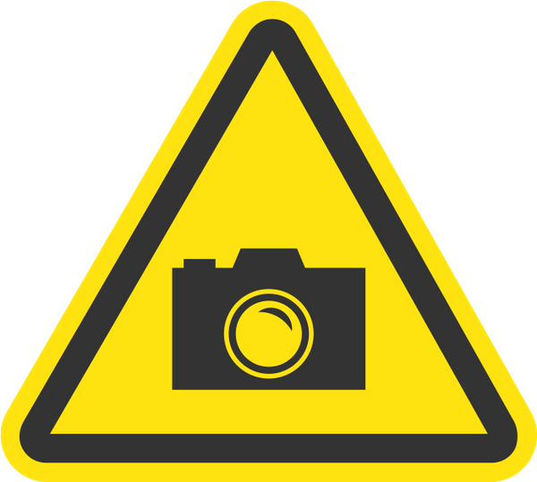 знак, предупреждающие знаки, знак фотоаппарат, sign, warning signs, photo camera sign, zeichen, warnzeichen, foto kamera zeichen, signe, signes avant-coureurs, signe d'appareil photo, señal, señales de advertencia, señal de cámara de fotos, segno, segnali di pericolo, segno della macchina fotografica della foto, sinal, sinais de aviso, sinal de câmera de foto, попереджувальні знаки