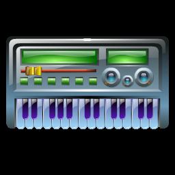 mini, keyboard, 256