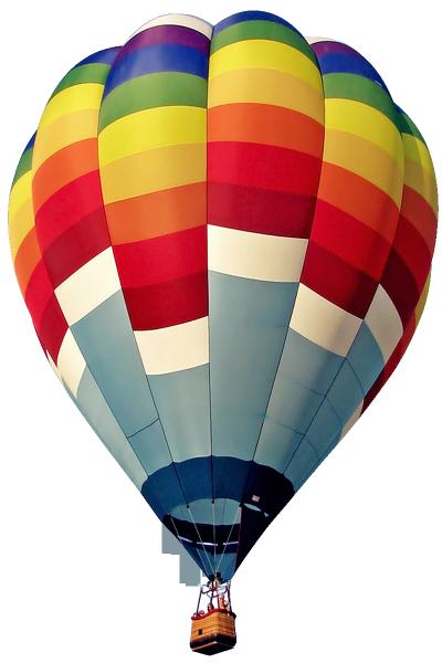 Картинки воздушного шара с корзиной