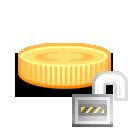 coin unlock 128