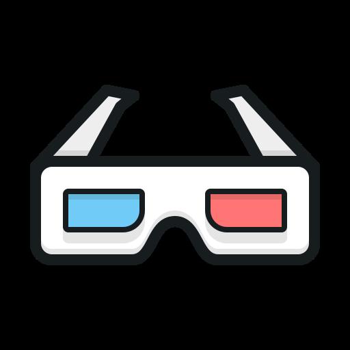3 d glasses, cinema, 3 d очки, кино