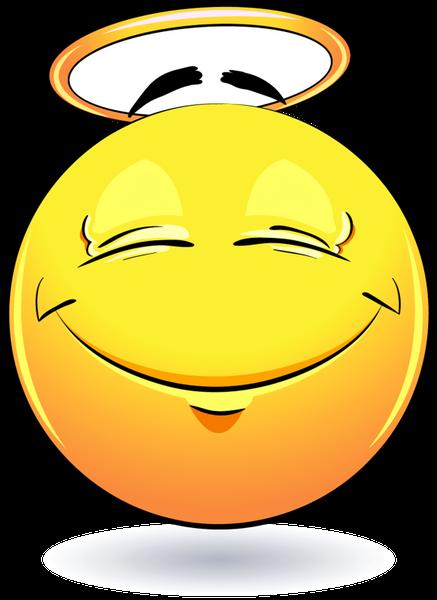 смайлик святой смайлик нимб Download Free Render Smilies