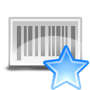codebar star 128