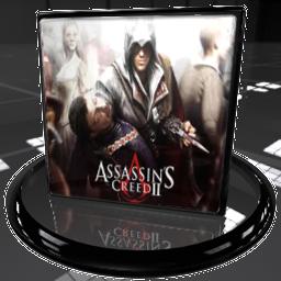 Assassins Creed 2 Download Free Icon Black And White Games Icon Set On Artage Io