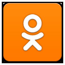 Odnoklassniki Download Free Icon Social Media Icons On Artage Io