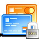 creditcards lock 128