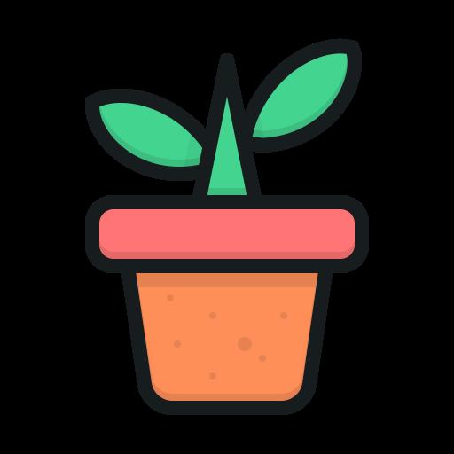flower pot, цветочный горшок