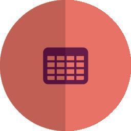 Table Icon Download Free Icon Flat Networking Icons On Artage Io