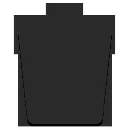 trash empty, big trash can, recycle, пустой мусорный бак, переработка мусора