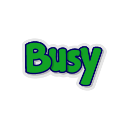 Busy Icon Download Free Icon Free Chat Messange App Stickers Icons On Artage Io