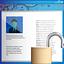 application, unlock