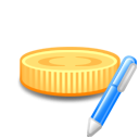 coin write 128