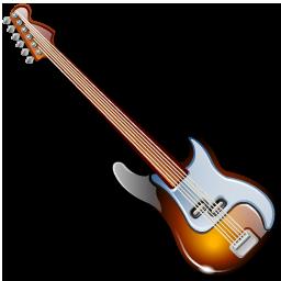 electric, guitar, 256