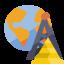 online, radio, pyramid