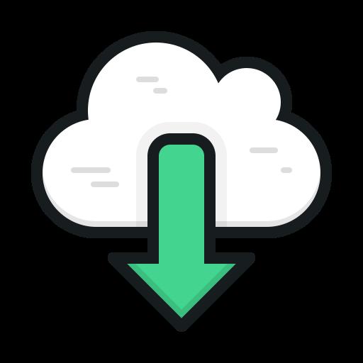 download, arrow down, storage, cloud, облако, загрузка, хранилище, стрелка вниз