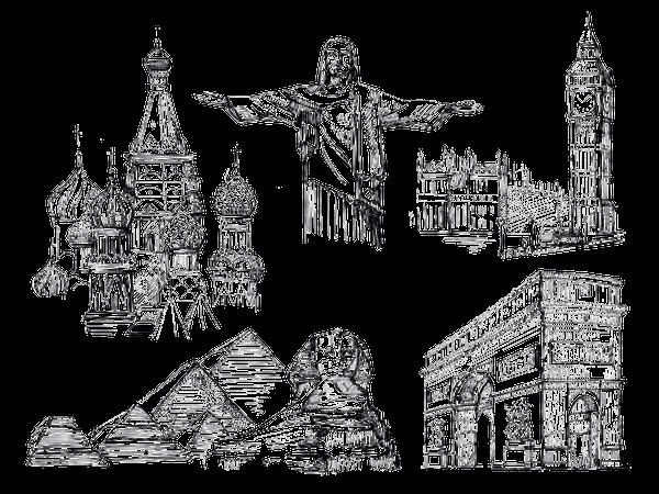 архитектурное строение, символы городов, египет, сфинкс, пирамида, рио де жанейро, символ страны, россия, бразилия, франция, англия, architectural structure, symbols of cities, moscow, egypt, pyramid, country symbol, russia, brazil, france, architektonische struktur, symbol der stadt, moskau, london, ägypten, das symbol des landes, russland, brasilien, frankreich, england, structure architecturale, symbole de la ville, egypte, sphinx, pyramide, le symbole du pays, la russie, le brésil, la france, l'angleterre, estructura arquitectónica, símbolo de la ciudad, moscú, parís, egipto, pirámide, río de janeiro, símbolo del país, rusia, francia, struttura architettonica, simbolo della città, mosca, londra, parigi, egitto, sfinge, piramide, simbolo del paese, la russia, il brasile, la francia, l'inghilterra, estrutura arquitectónica, símbolo da cidade, moscou, londres, paris, egito, esfinge, pirâmide, rio de janeiro, símbolo do país, rússia, brasil, frança, inglaterra, архітектурна будова, символи міст, москва, лондон, париж, єгипет, сфінкс, піраміда, ріо де жанейро, символ країни, росія, бразилія, франція, англія