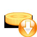 coin down 128
