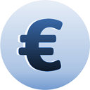 euro, currency, sign
