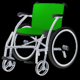 инвалидное кресло, инвалидная коляска, медицина, green, wheelchair, medicine, інвалідне крісло, інвалідна коляска