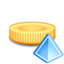 coin pyramid 128