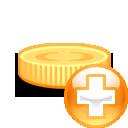 coin add 128