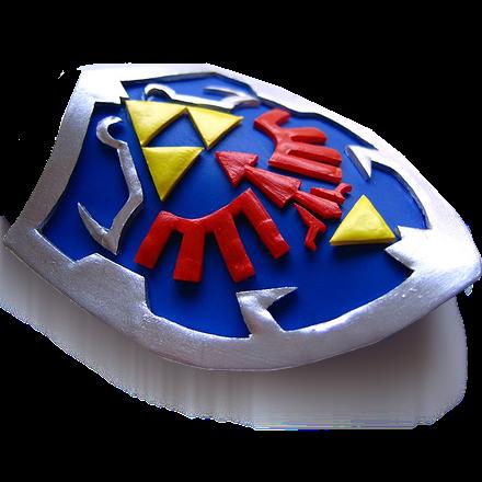 hylian shield 3 d